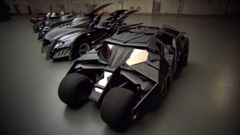 Batmobile Documentary Released for Free on YouTube