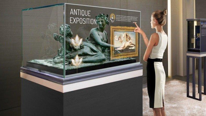Transparent Display Technology